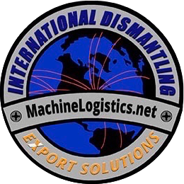 Machine Export Crating Logistics