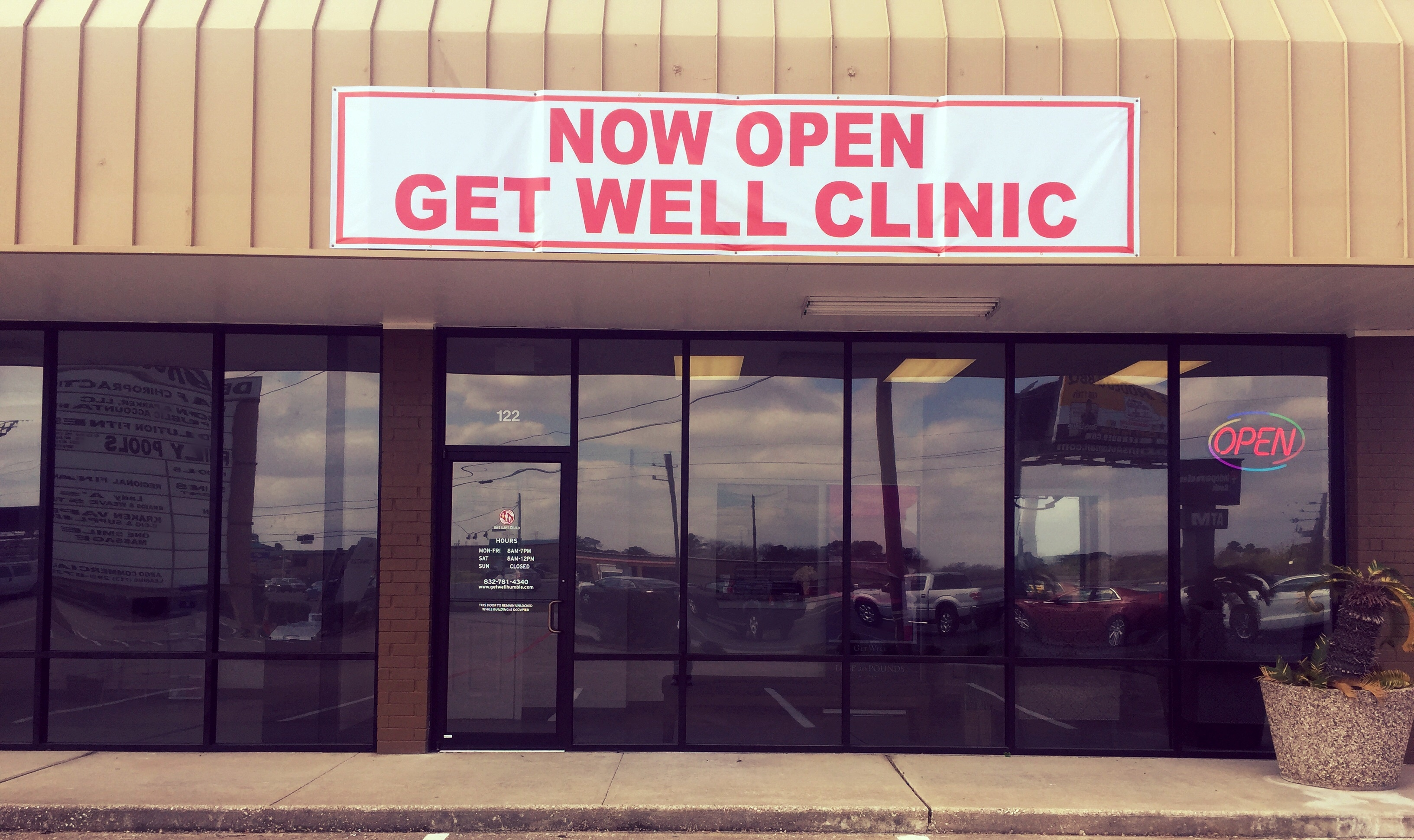 Get Well Clinic Family Health and Weight Loss image 0