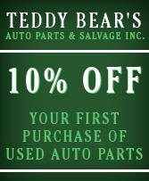 Teddy Bears Auto Parts & Salvage Inc image 2