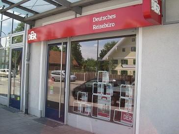 DER Deutsches Reisebüro, Truderinger Straße 302 in München