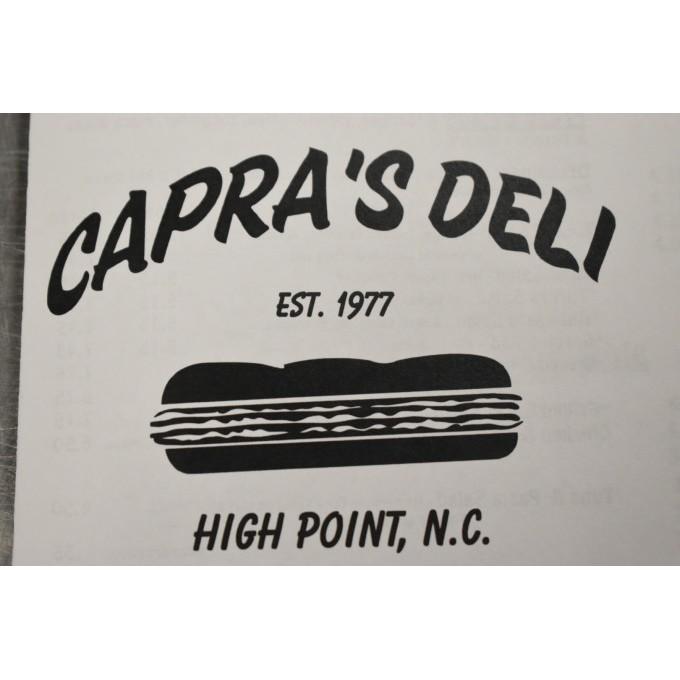 Capra's Deli