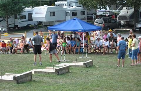 Bristol / Kingsport KOA Holiday in Blountville, TN, photo #10