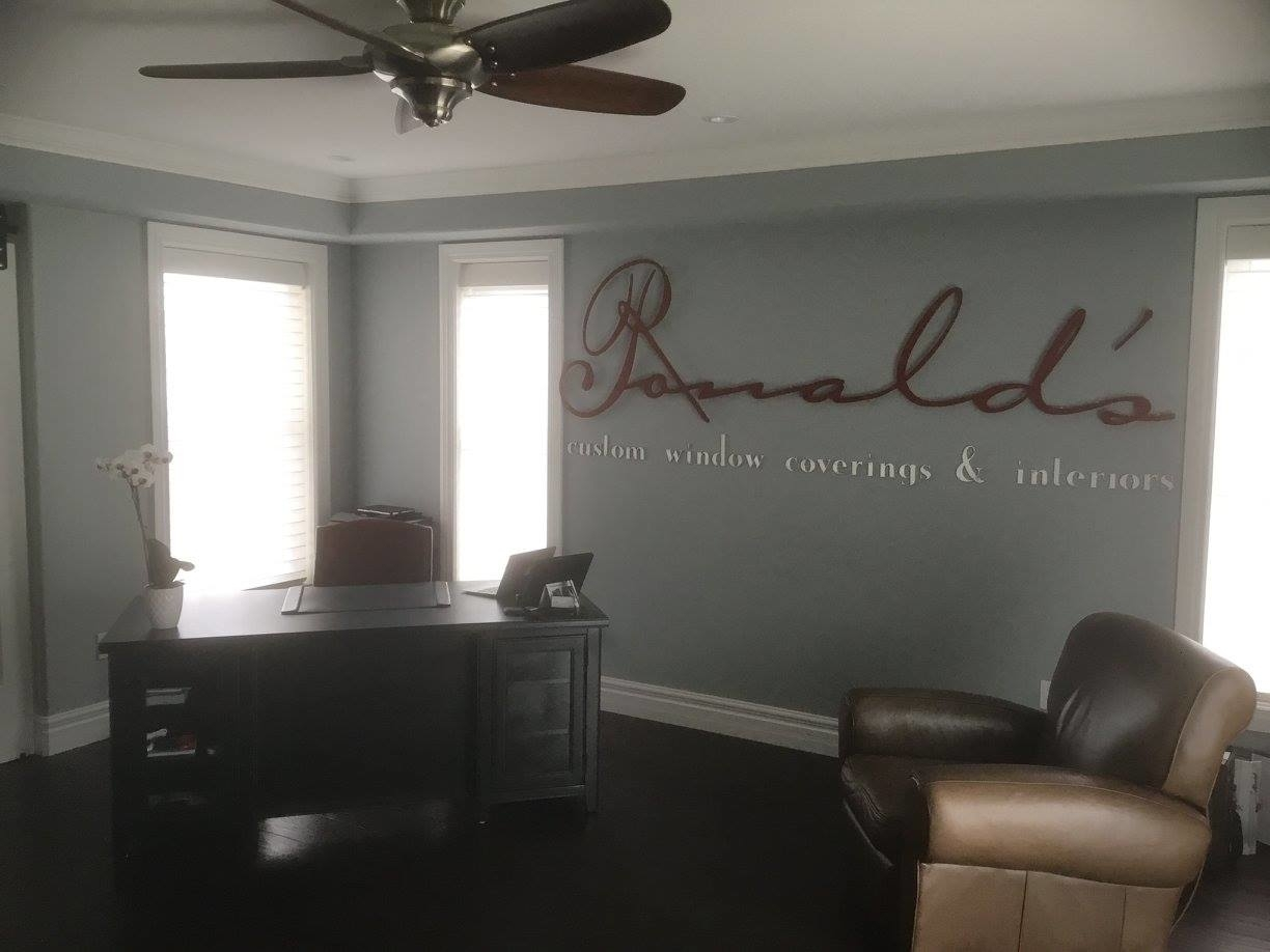 Ronald's Draperies-Blinds-Carpets