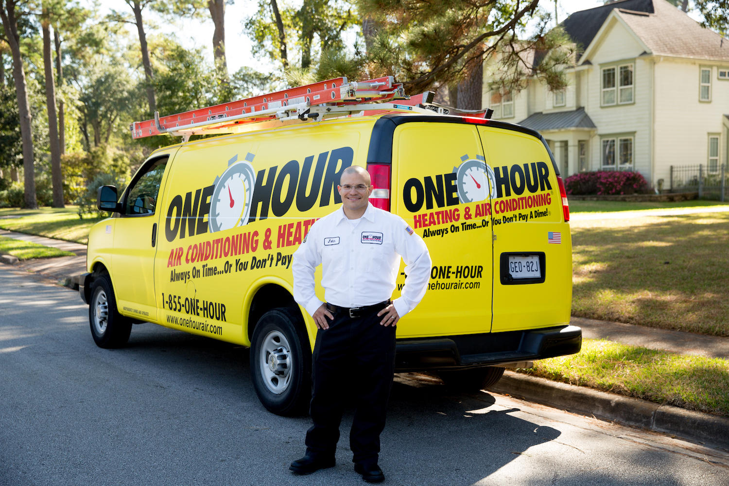 One Hour Heating & Air Conditioning image 1