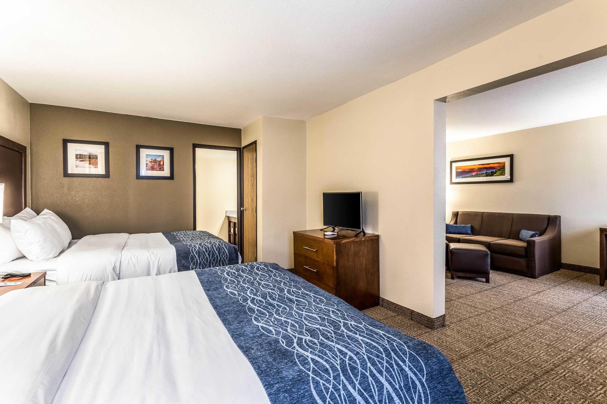 Comfort Inn & Suites Albuquerque Downtown image 24