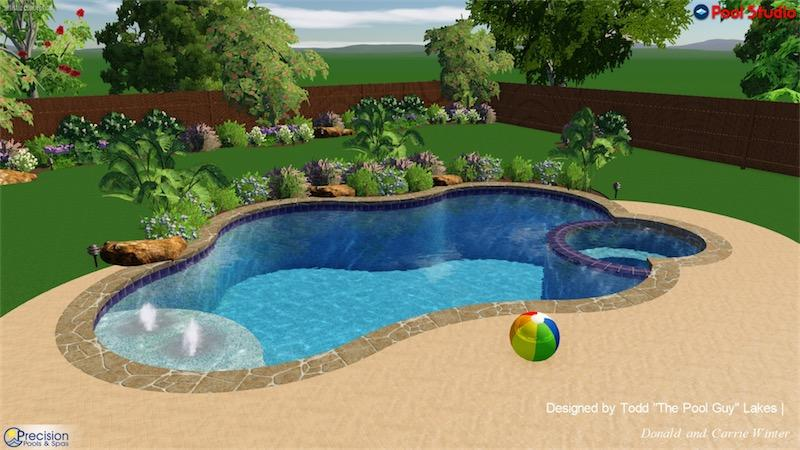 Precision Pools & Spas image 80