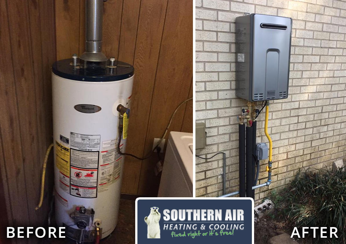 Southern Air Heating and Cooling image 0