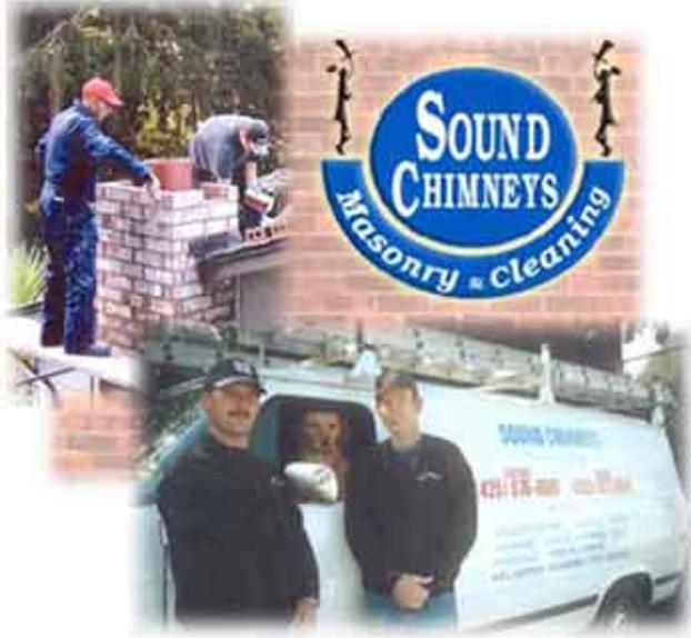 Sound Chimneys, Masonry & Cleaning image 3
