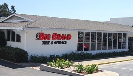Big Brand Tire & Service - Ventura, CA
