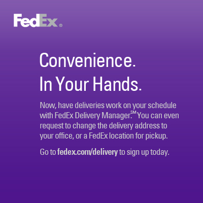 FedEx Ship Center image 0