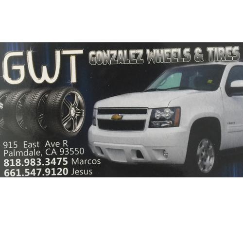 Gonzalez Wheels & Tires