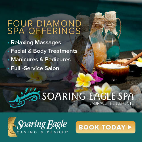 Soaring eagle hotel coupons