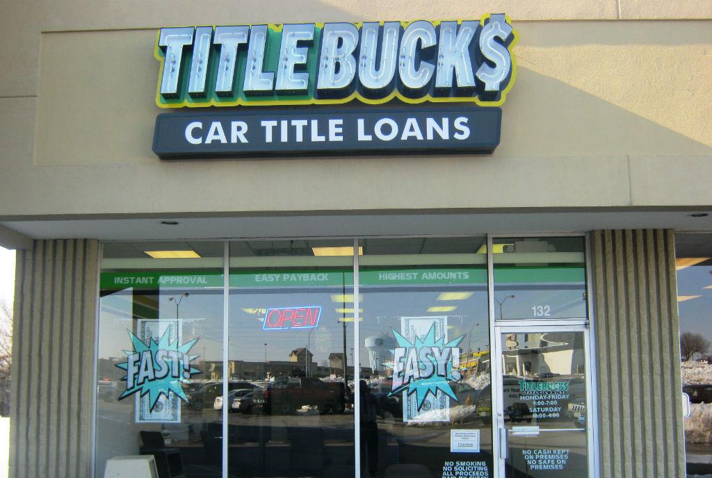TitleBucks Title Loans - ad image