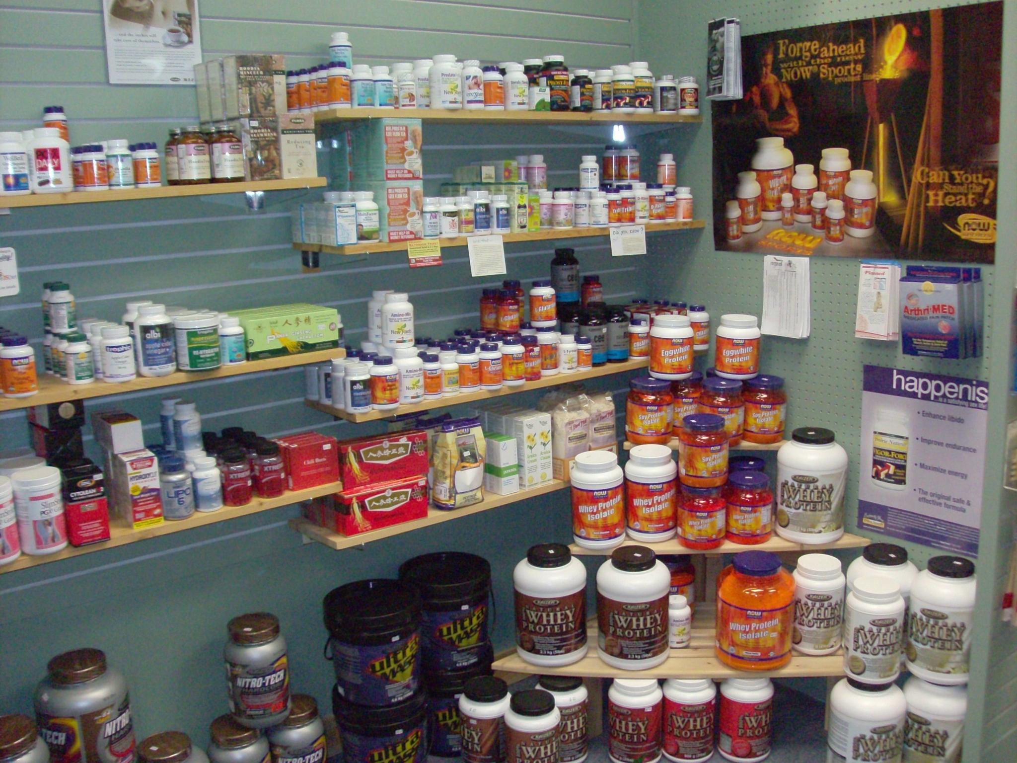 Herbology Health Food Mart in Bonnyville