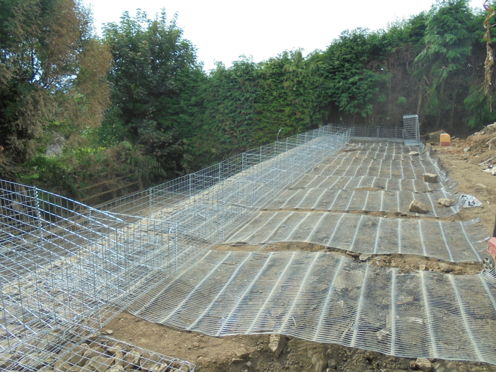 Earth Retaining Solutions UK Ltd