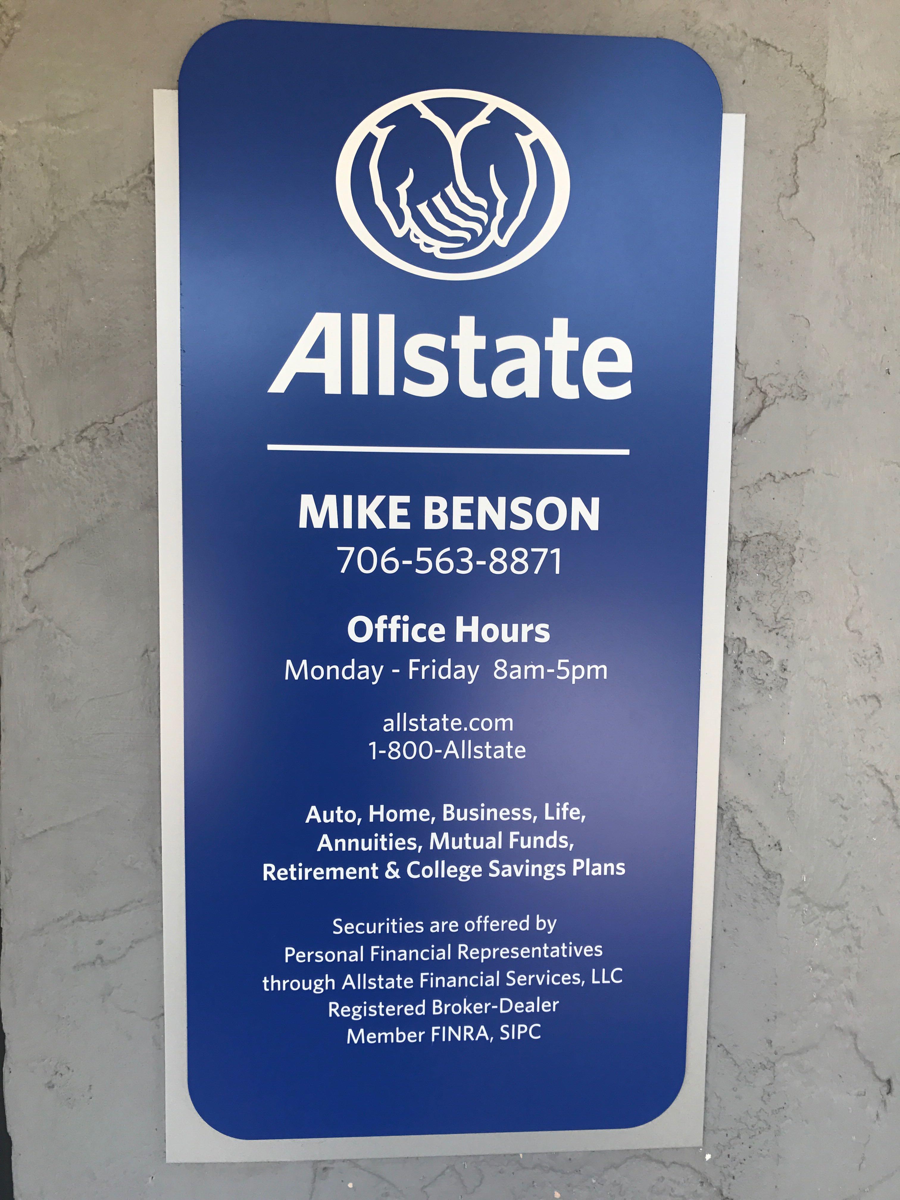 Mike Benson: Allstate Insurance image 3