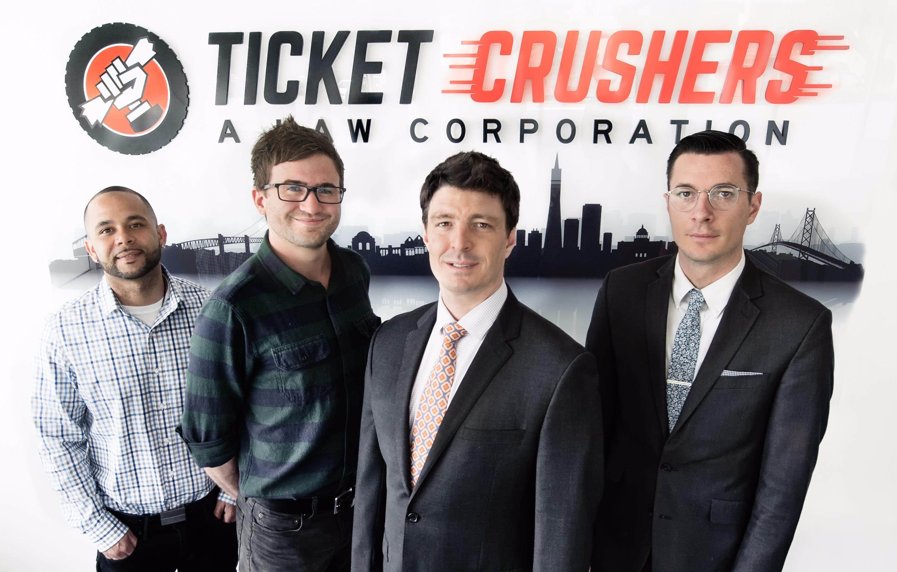 Ticket Crushers, A Law Corporation image 0