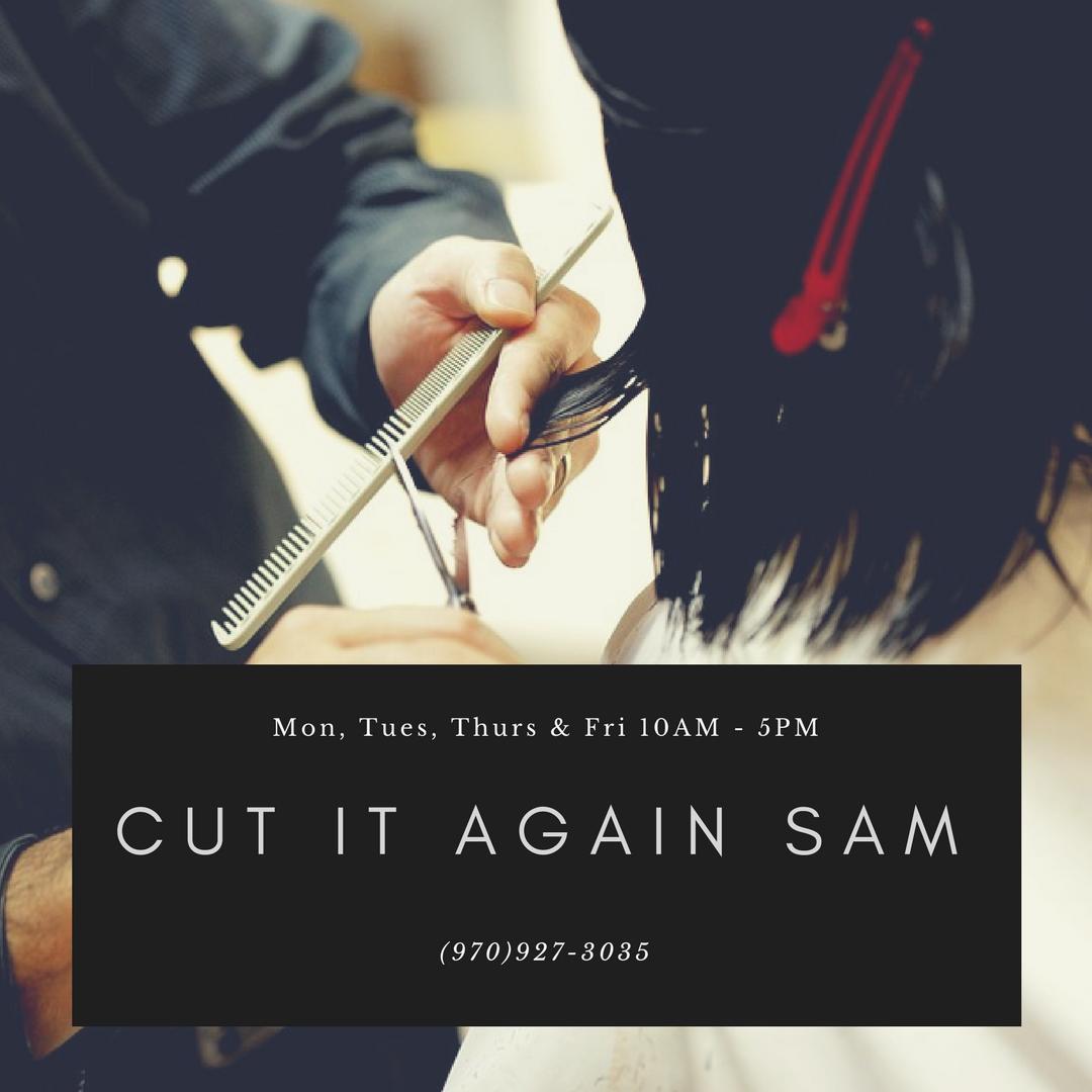 Cut It Again Sam image 0