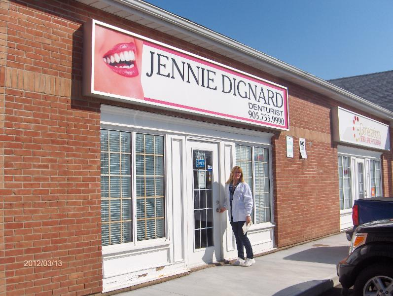 Jennie Dignard Denturist in Welland