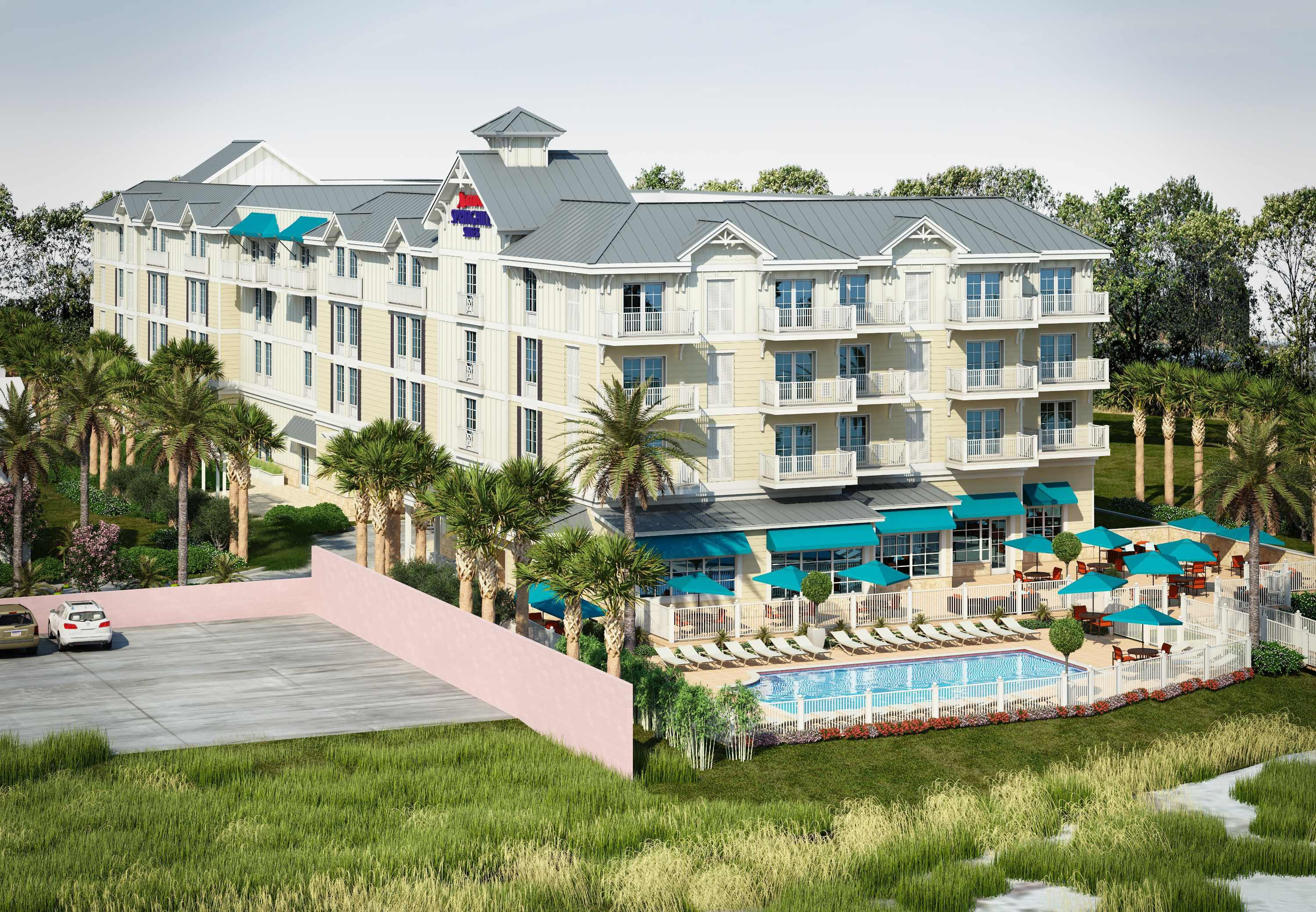 SpringHill Suites by Marriott New Smyrna Beach image 2