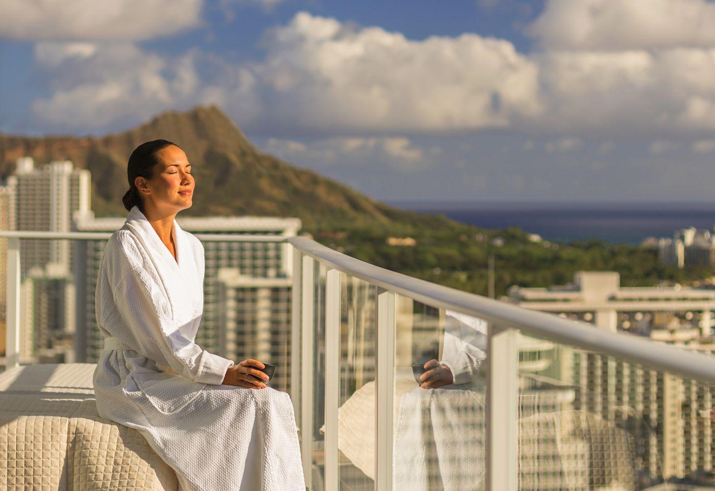 The Ritz-Carlton Spa, Waikiki Beach