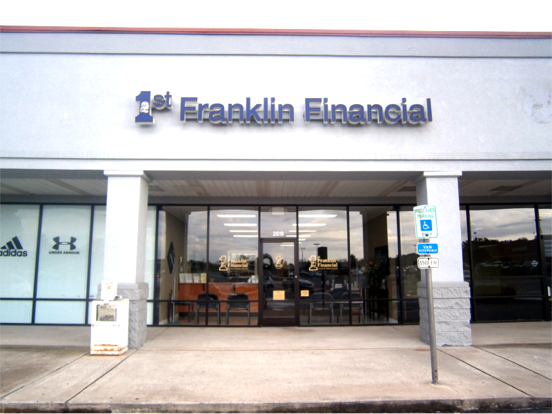 Franklin services payday loans