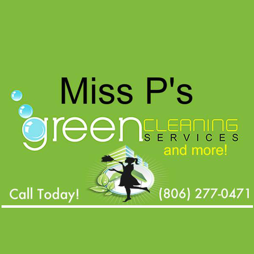 Miss P's Green Cleaning Services