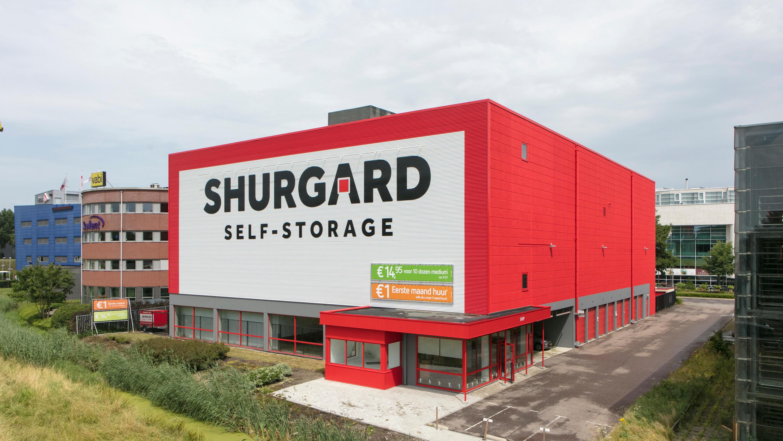 Shurgard Self Storage Delft Noord