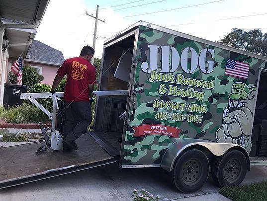 JDog Junk Removal & Hauling Orlando South image 0