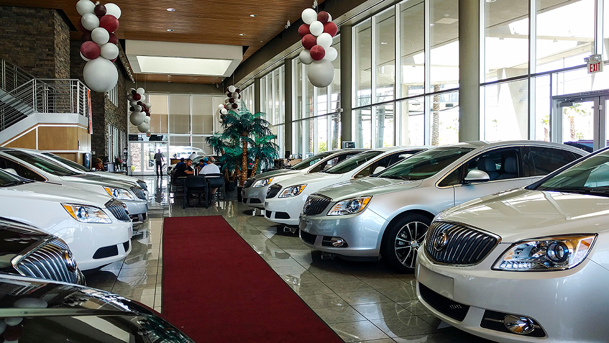 Earnhardt Buick GMC at 6501 Centennial Center Blvd, Las ...