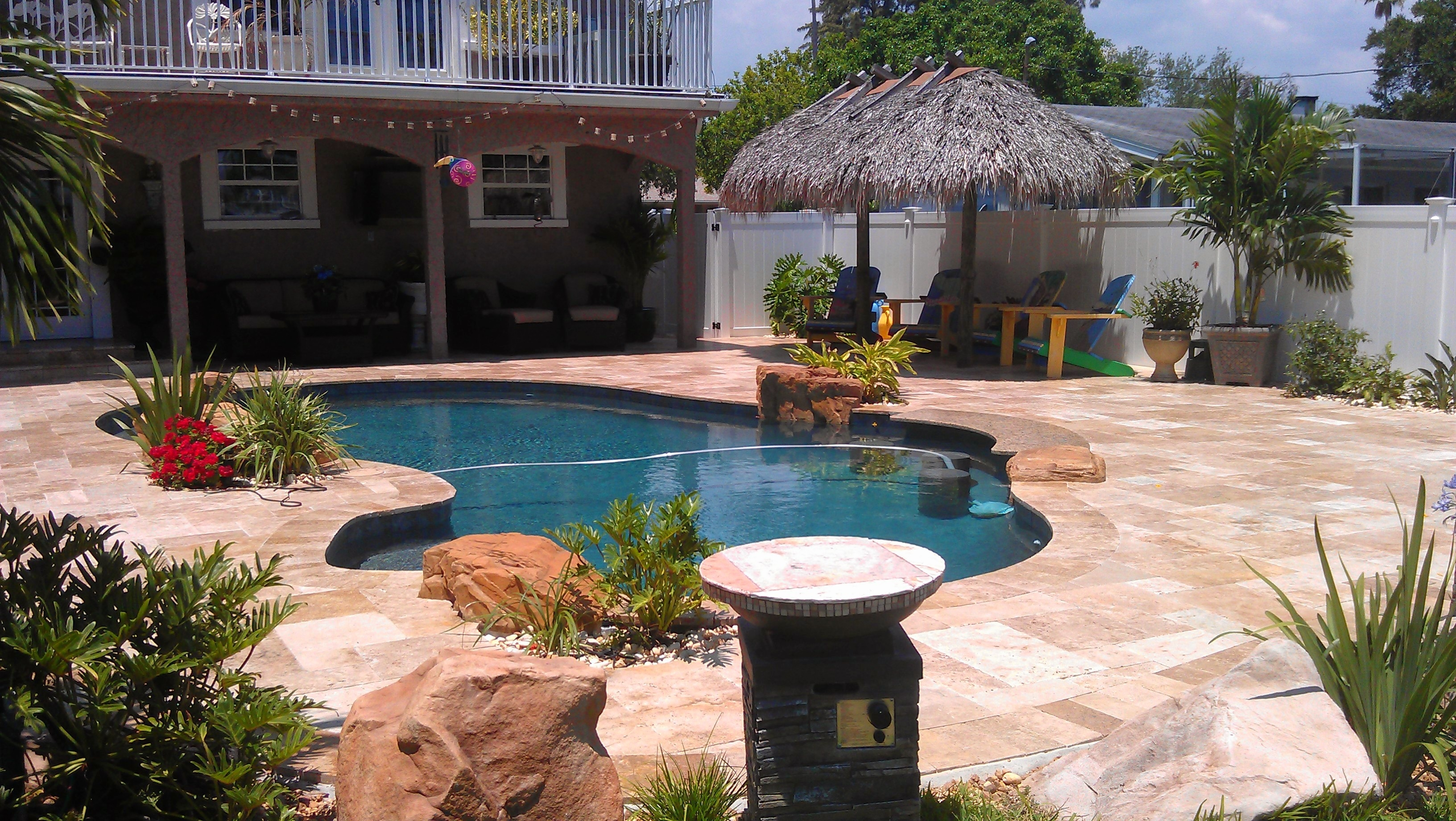 Oasis Pavers And Pools In Saint Petersburg Fl On Fave