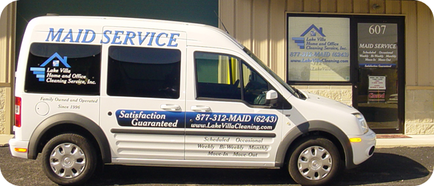 Lake Villa Home and Office Cleaning Service, Inc image 1