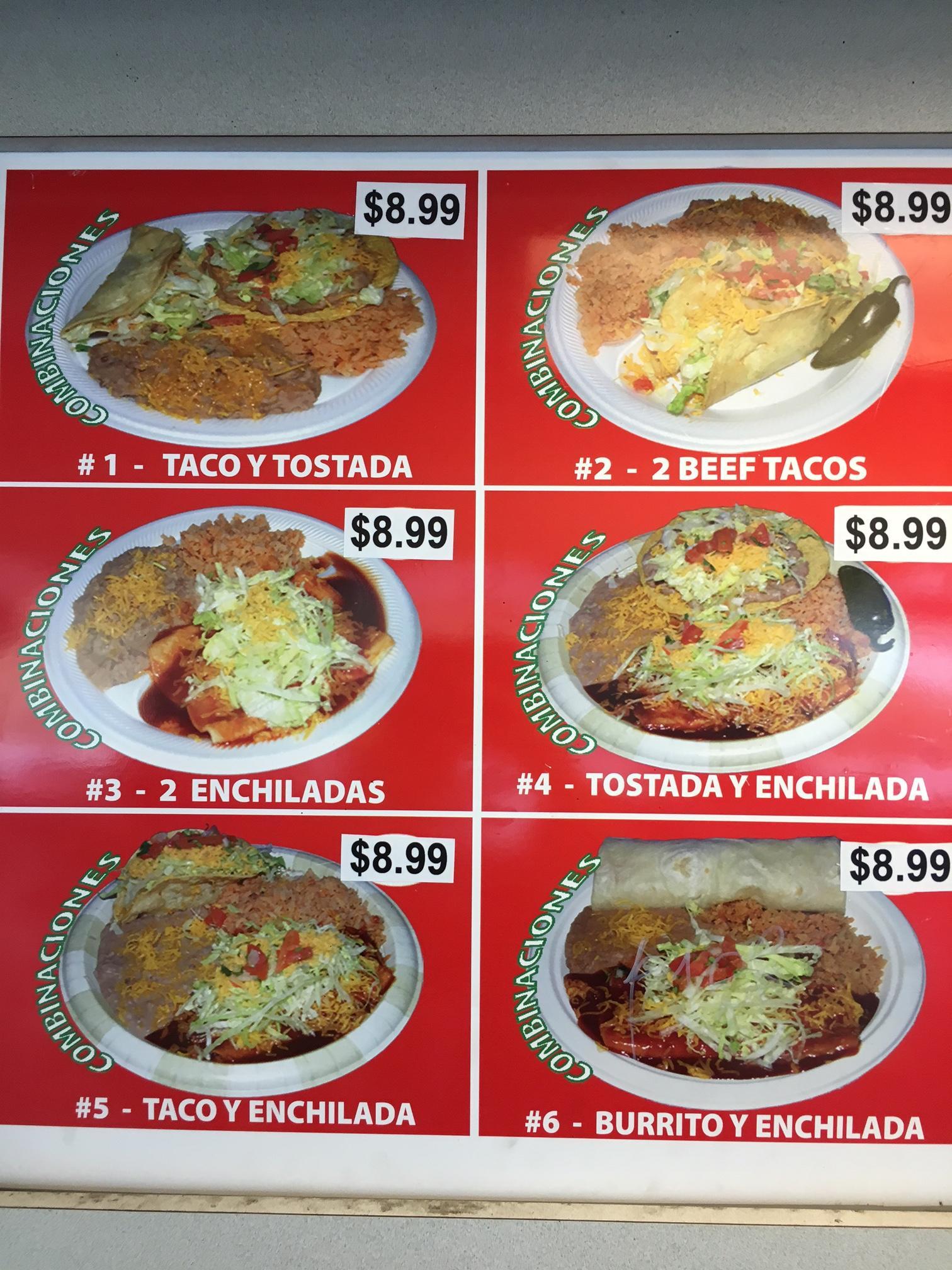 Coronados Mexican Food Westminster