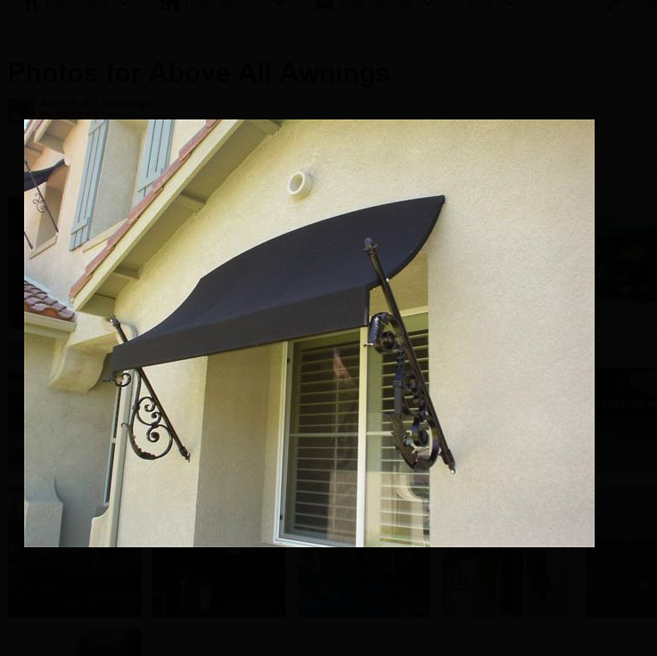 Above All Awnings of Palm Desert image 13