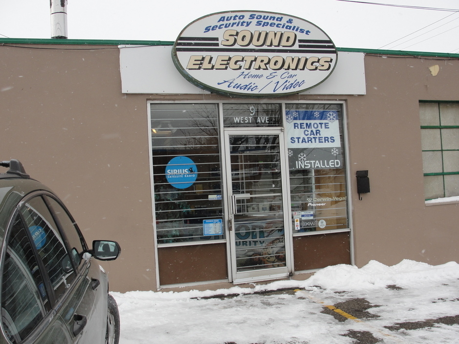 Sound Electronics in Woodstock
