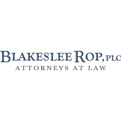 Blakeslee Rop, PLC
