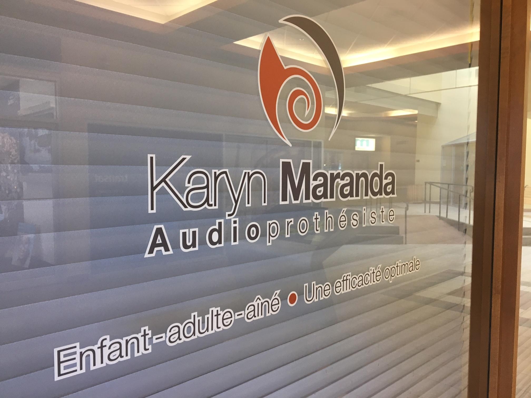Karyn Maranda Audioprothésiste à Lévis