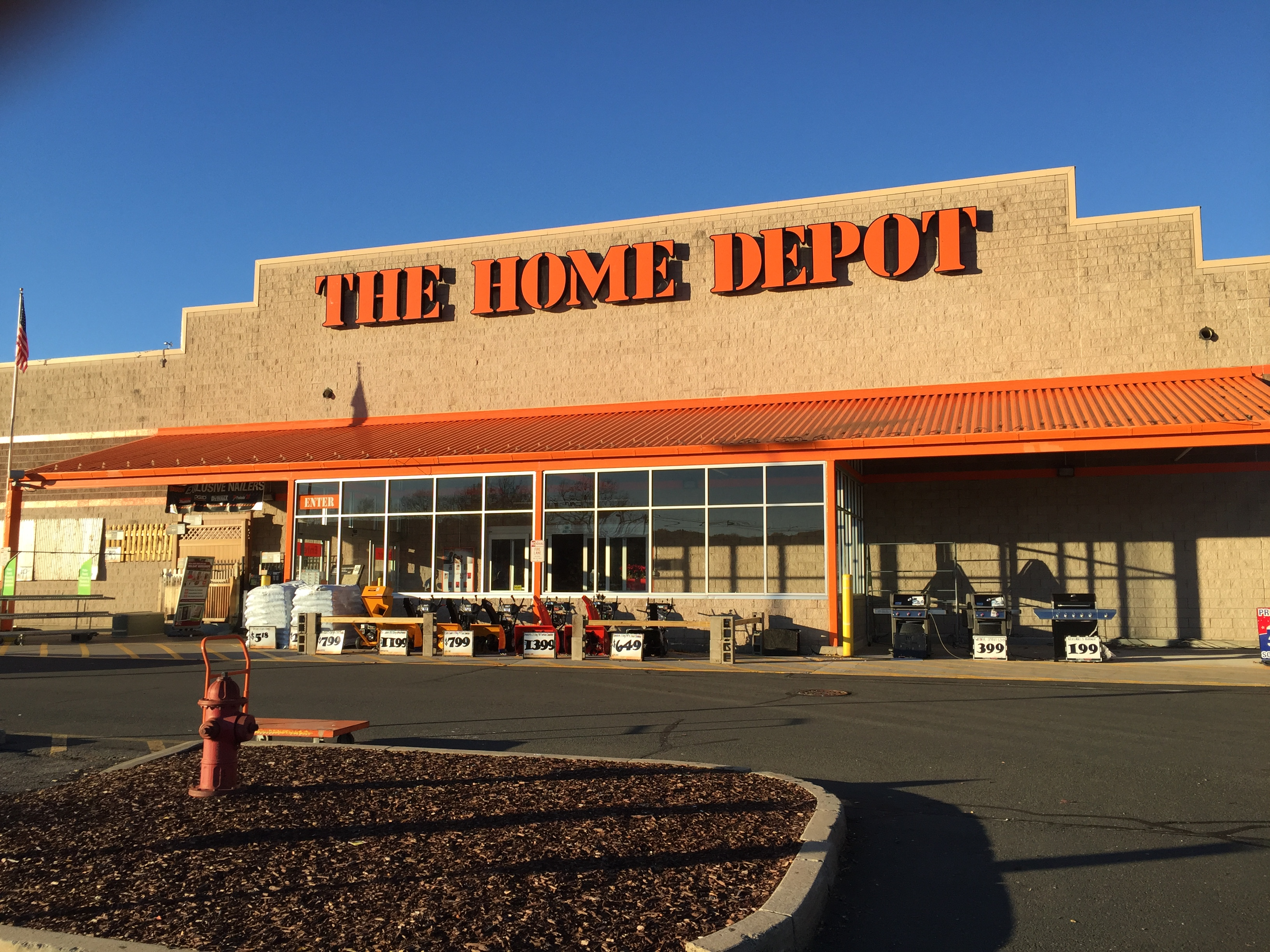The Home Depot 1055 N Colony Rd Wallingford Ct Hardware Stores