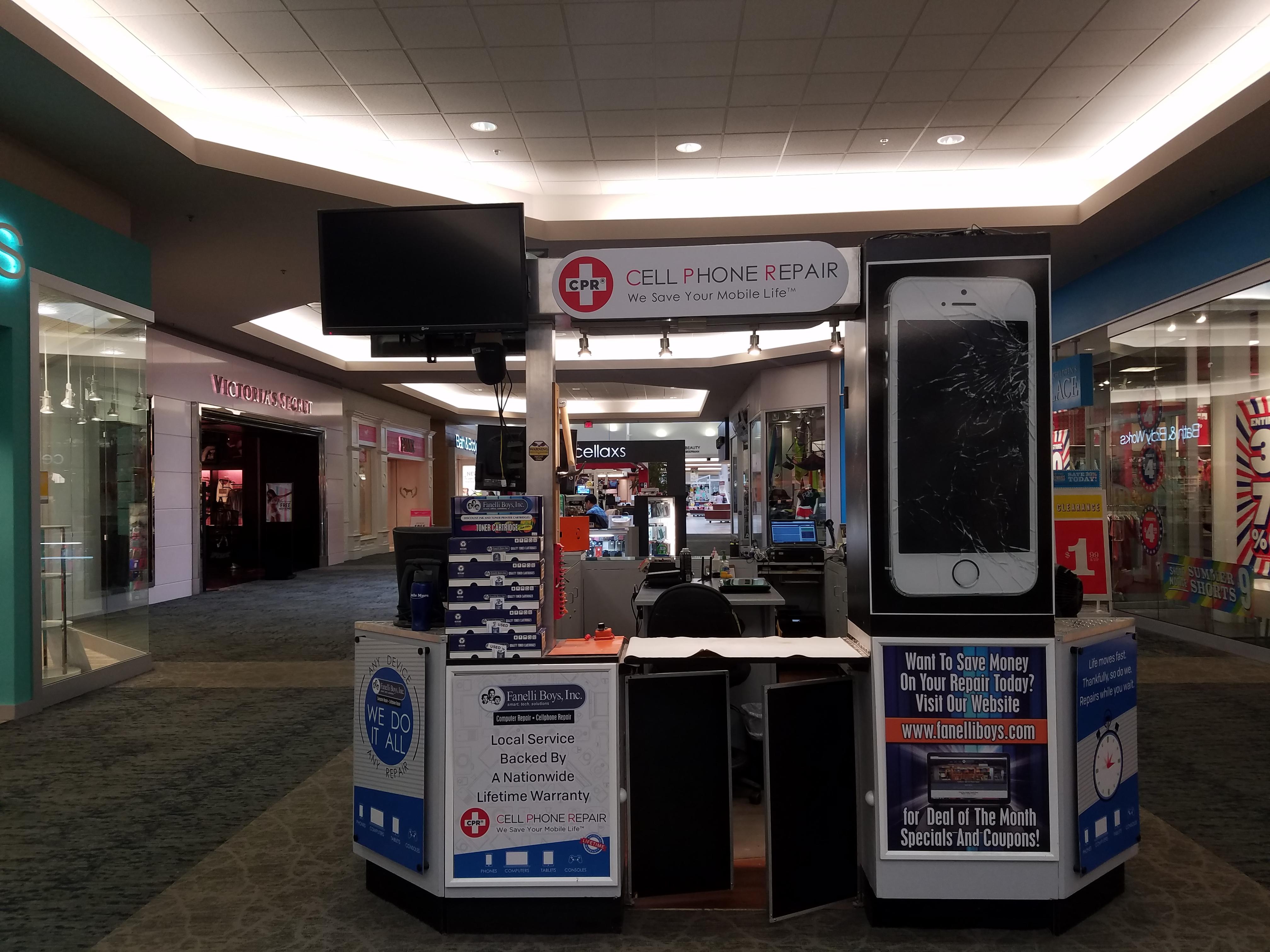 iPhone repair Bridgeport WV