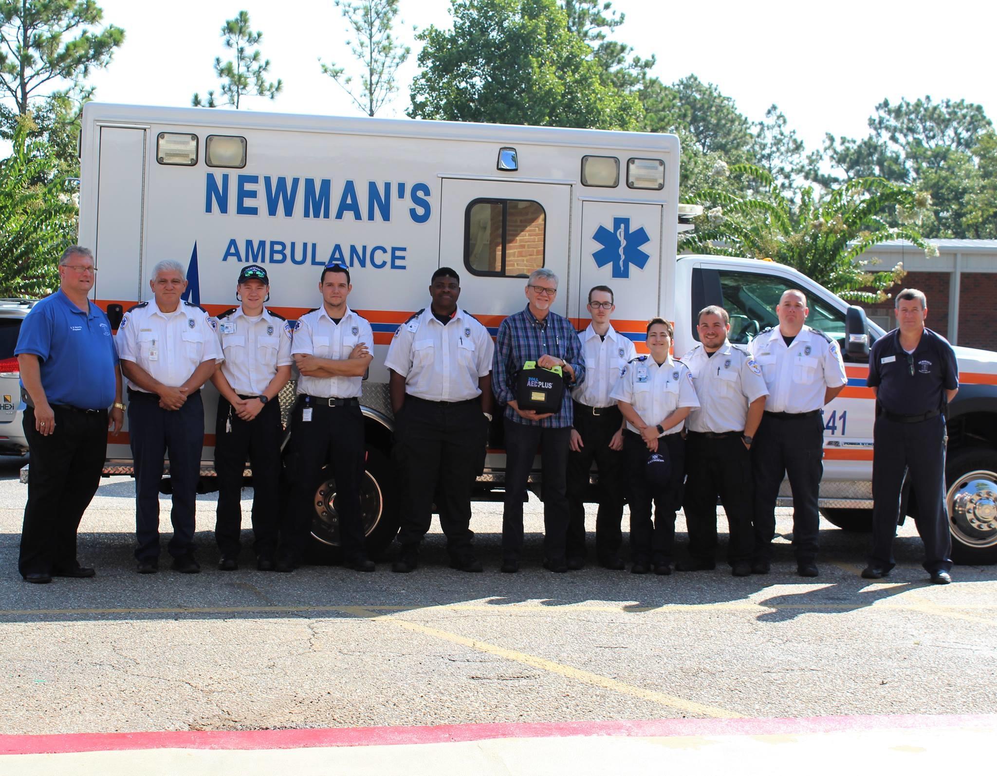 Newman's Ambulance image 1
