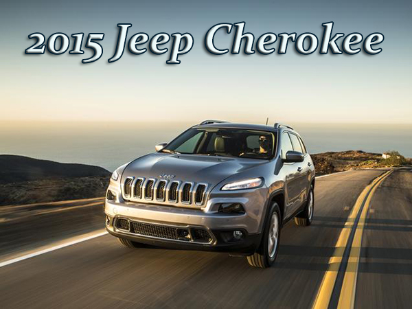 2015 Jeep Cherokee For Sale Appleton, WI
