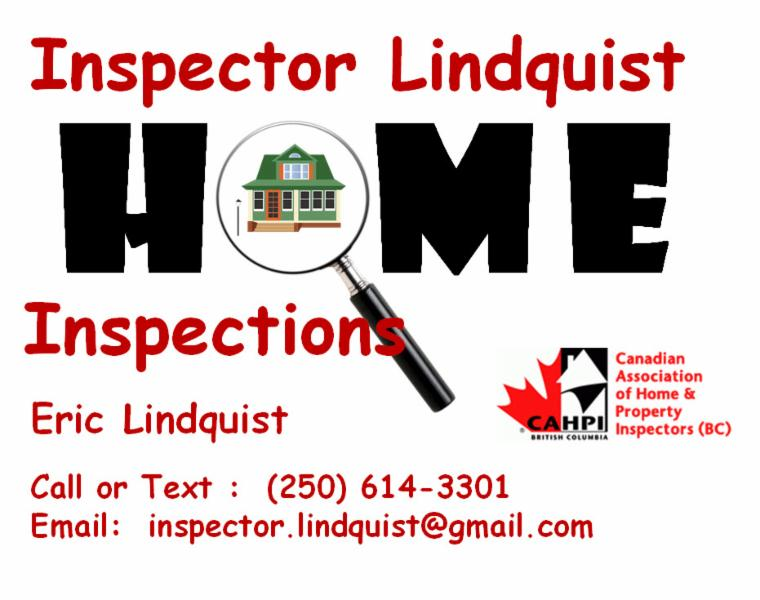 Inspector Lindquist Home Inspections