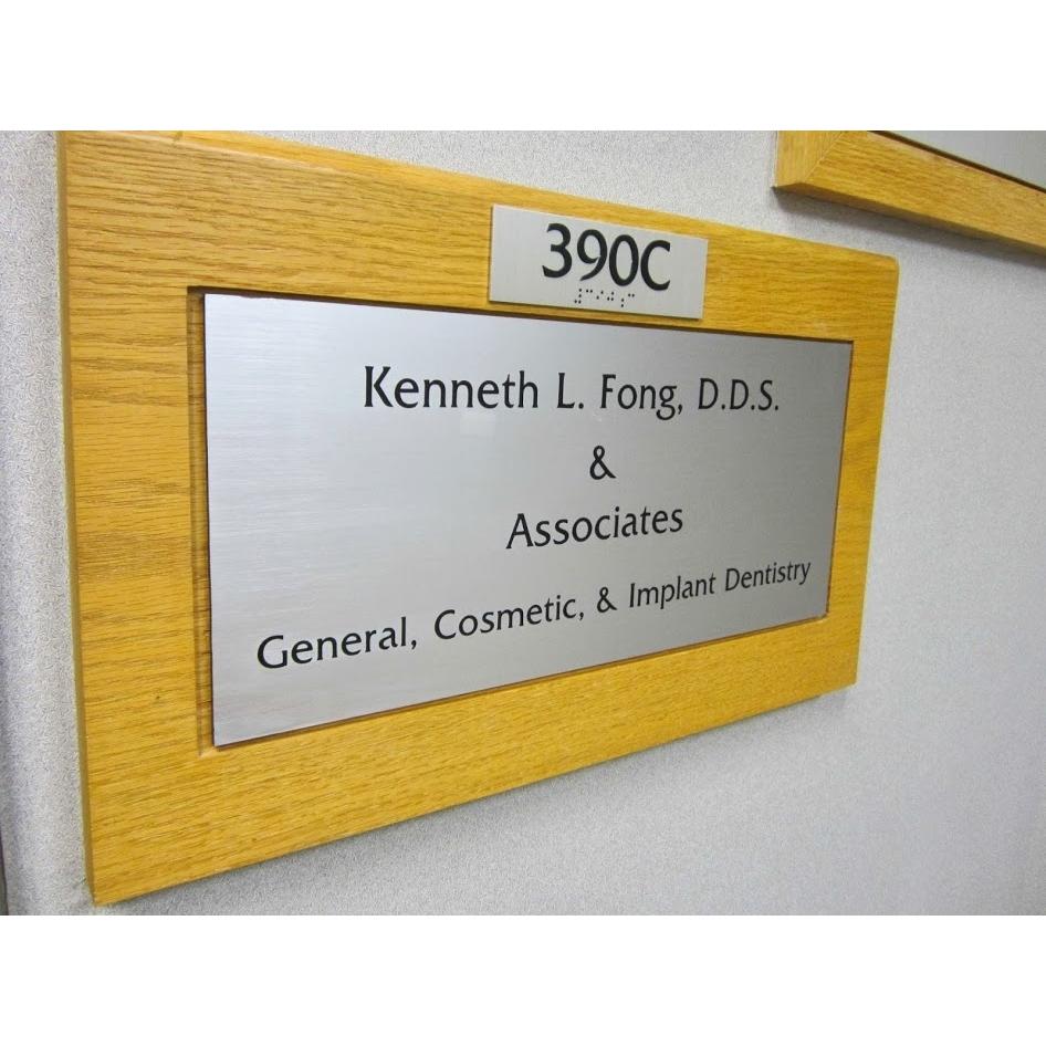 Kenneth L Fong DDS