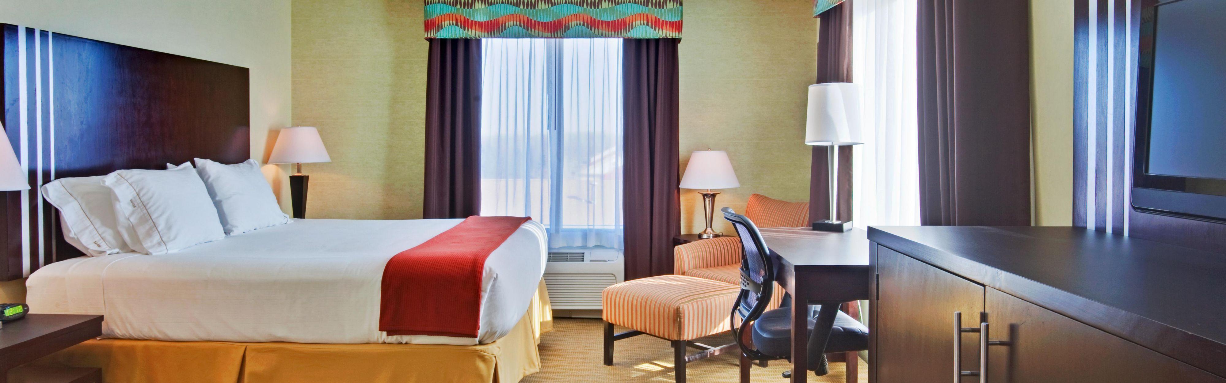 Holiday Inn Express & Suites Hamburg image 1