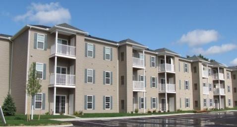 Huntington Square Senior Apartments Medina Ohio