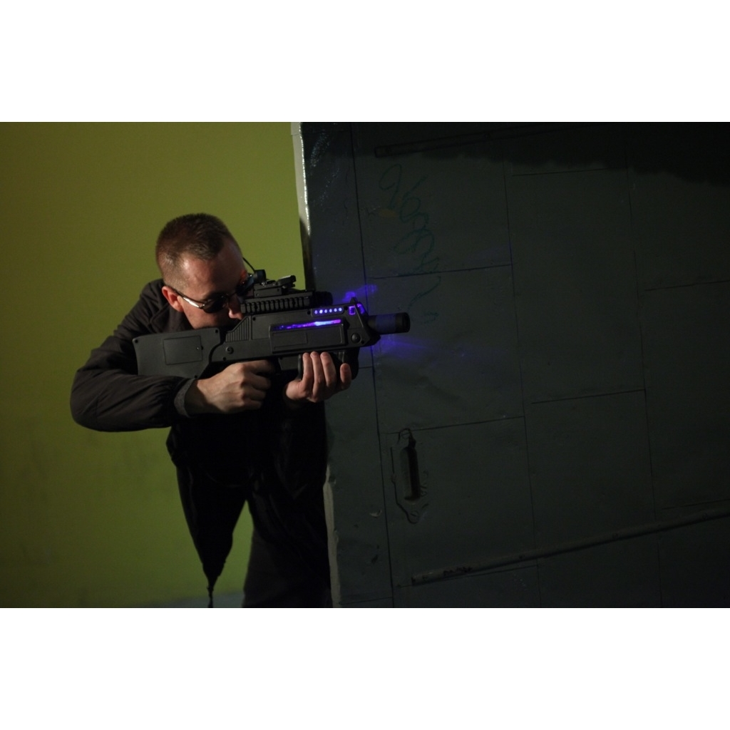 Extreme Combat Laser Tag