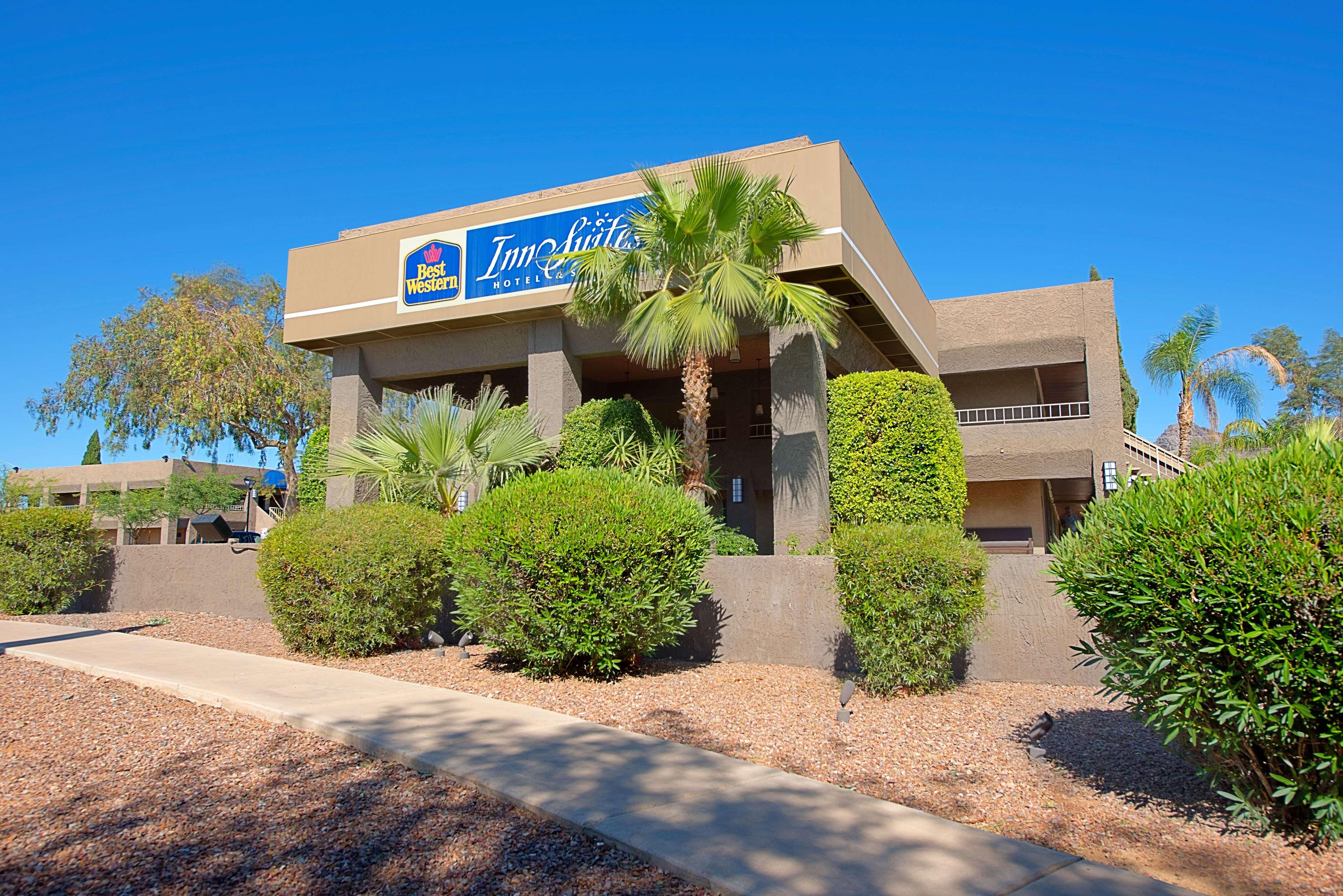 Best Western Innsuites Hotel And Suites Phoenix Az
