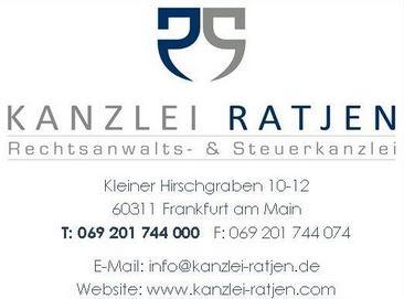 Bild der Kanzlei Ratjen Rechtsanwalts- & Steuerkanzlei