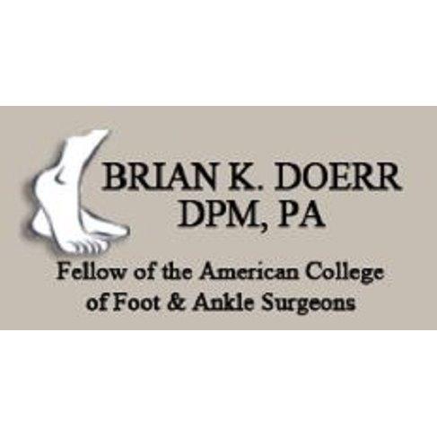 Brian K. Doerr, DPM, PA, FACFAS