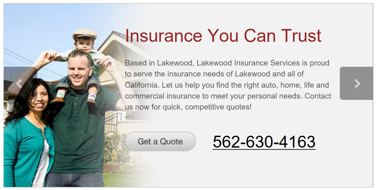 Lakewood Insurance Services - Long Beach, CA 90808 - (562)630-4163 | ShowMeLocal.com
